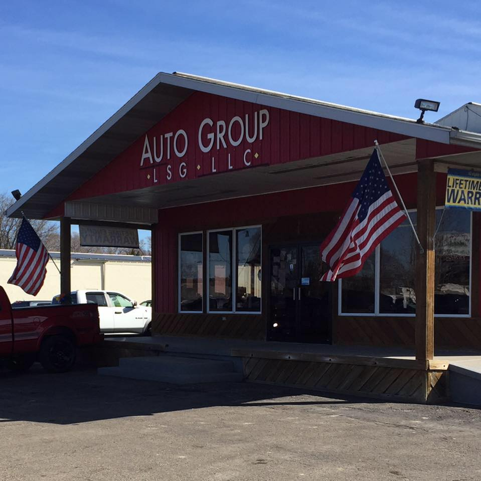 Auto Group Leasing Used Car Dealership